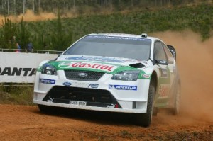 New Ford Focus RS WRC 2006